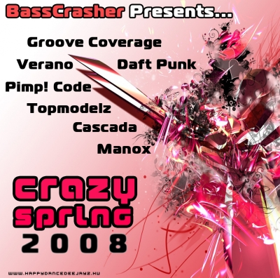 Crazy Spring 2008 (Mixed by BassCrasher) Poland