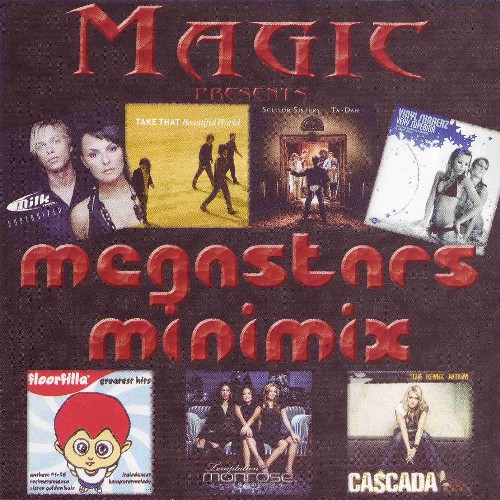 Magic - Megastars Minimix 1& 2