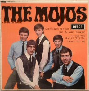 The Mojos - Everythings Alright (singles 1963-1967) [Rare]