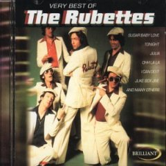The Rubettes - The Very Best Of