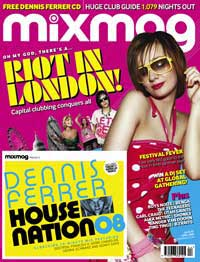 Mixmag Presents Dennis Ferrer - House Nation 08