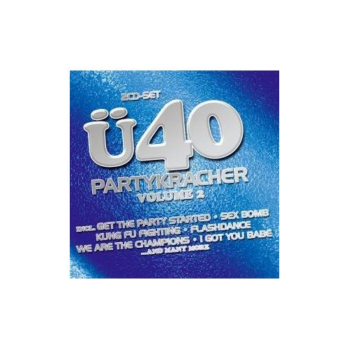 UE40 Partykracher Vol 2 -2CD -2008