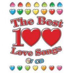 The Best 100 Love Songs All Time - Rel 2008