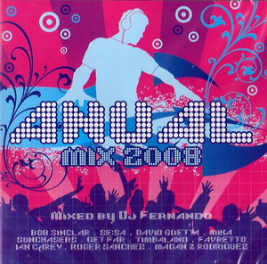 Anual Mix 2008 (mixed by Dj Fernando)