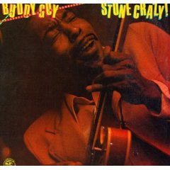 Buddy Guy - Stone Crazy (1993 -- The Blues Collection)