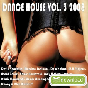 NJoY WiTH US Dance~House vol. 3 - 2008