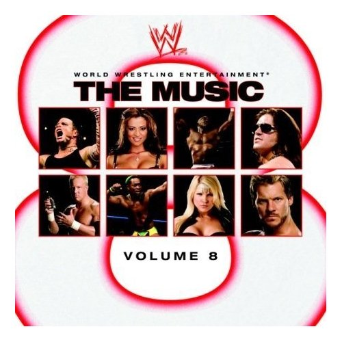 WWE - The Music Vol 8 -2008