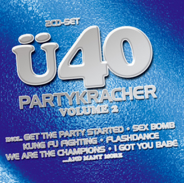 UE40 Partykracher Vol. 2-2CD-2008