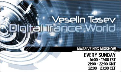 Veselin Tasev - Digital Trance World 031 (10-02-2008)