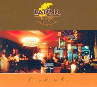 VA - Latina Café - Vol 1 - 4 Best Music