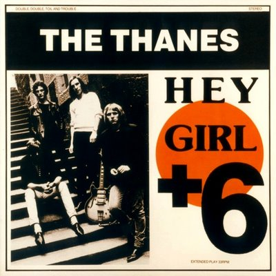 The Thanes - Hey Girl + 6 12 Inch E.P ( DDT 1988 )