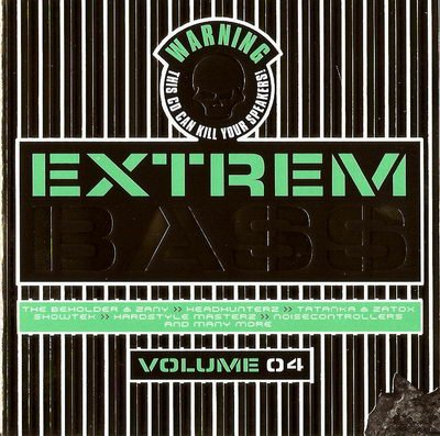 VA - Extrem Bass Vol 4 - 2CD (2008)