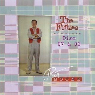 Pat Boone - The Fifties Complete Cd8