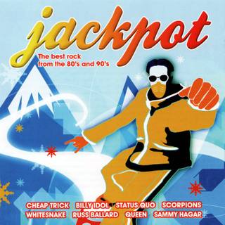Jackpot The Best Rock From The 80s and 90s - 2CD