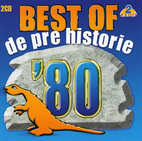 Best Of The Pre Historie 80s - various artists (2 CD's)