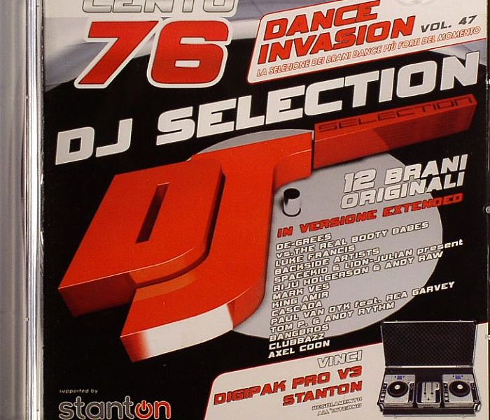 DJ Selection Vol.176 - Dance Invasion Part 47-2008