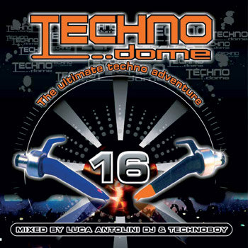 VA - Technodome Vol 16 (2008)