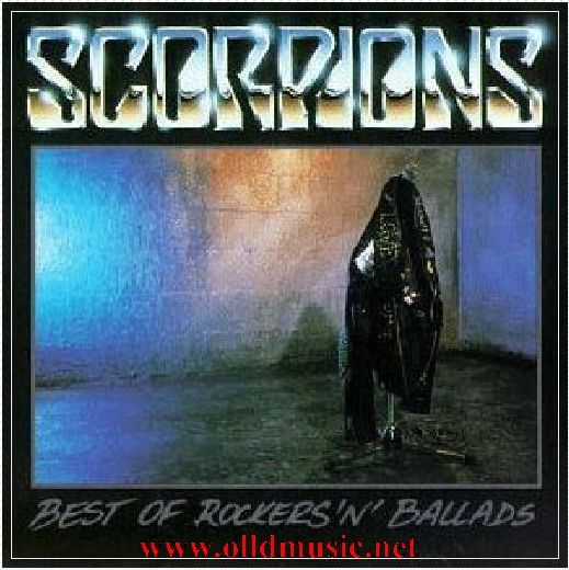 Scorpions - The Best Of Rockers Ballads