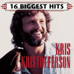 KRIS KRISTOFFERSON - 16 BIGGEST HITS