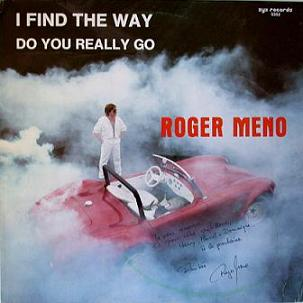 Roger Meno - I Finde The Way 1985