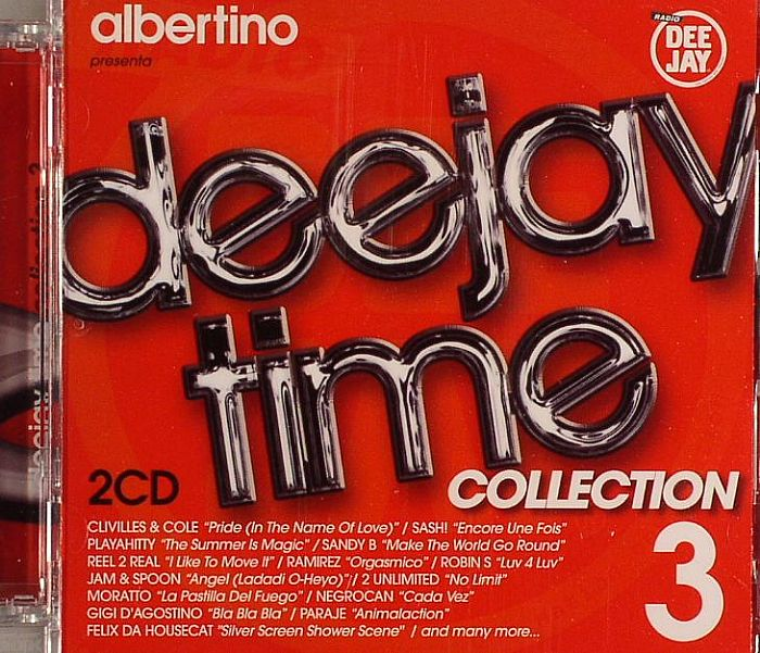 Deejay Time Collection 3 2CD-2008