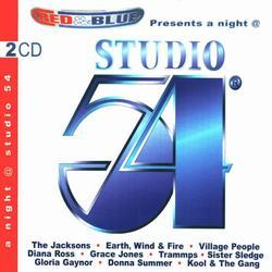 A Night @ STUDIO 54 - Vol 1 2 and 3 (6CD)