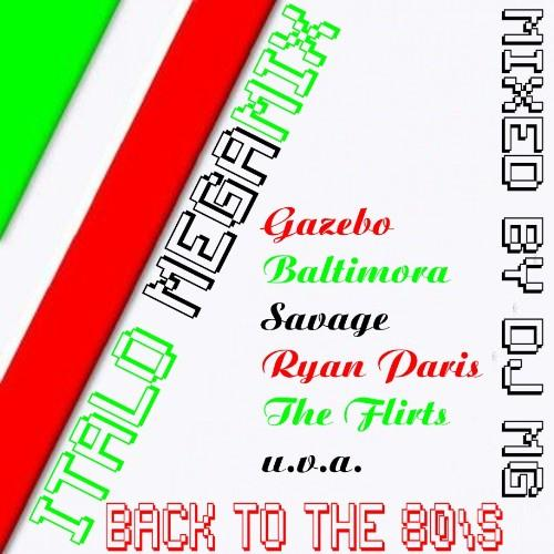 VA - DJ MG - Italo Mix - Back To The 80's