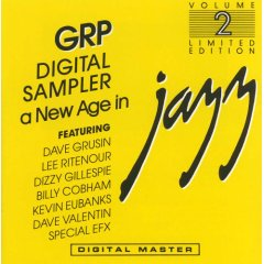 VA - GRP Digital Sampler Vol 2 (1985)