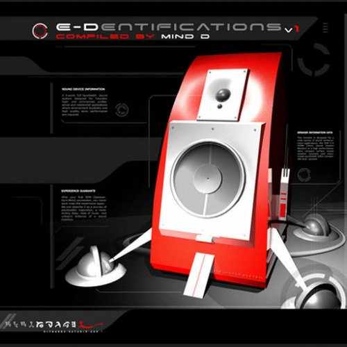 VA - E-Dentificatons V1 (2008)