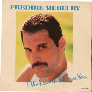 Freddie Mercury - I Was Born To Love You (5 Version)