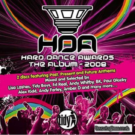 VA - Hard Dance Awards The Album 2008