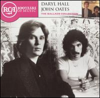 HALL and OATES - THE BALLADS COLLECTION