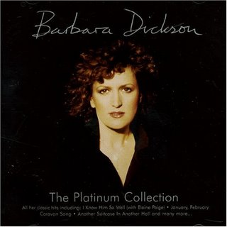 Barbara Dickson Best Of - The Platinum Collection