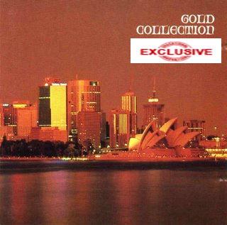 GOLD COLLECTION   VOL. 1 - 8 Full Cd original