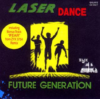 Laserdance - Future Generation 1987