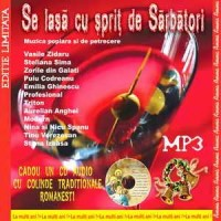 Se lasa cu sprit vol.2 Mp3 CD ( Romanian )