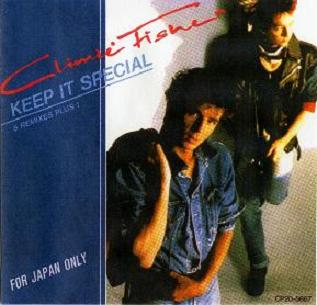 Climie Fisher- Keep It Special 1987