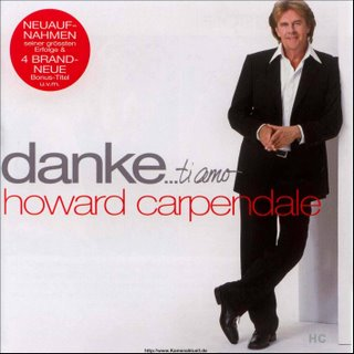 Howard Carpendale - Danke ... Ti amo