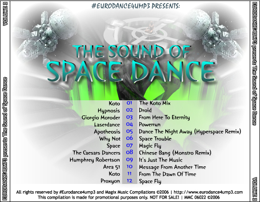 The Sound Of Space Dance Vol.02