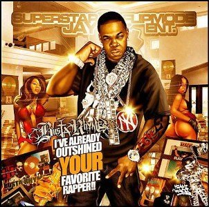 Busta Rhymes - I've Already Outshined Your Favorite Rapper!!