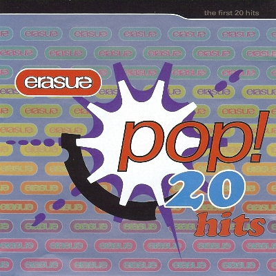 Erasure - Pop! - The First 20 Hits [FLAC & mp3] 1992