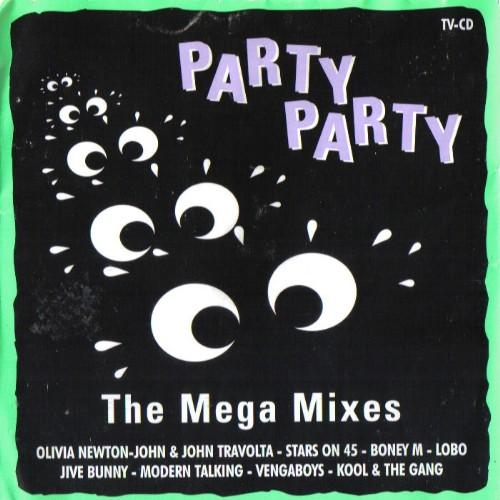 VA - Party Party - The Mega Mixes