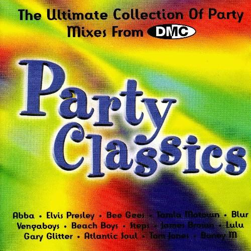 Cover Album of VA - DMC Party Classics - Vol.1 & 2