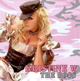 Kristine W. - The Boss (The Remixes) 2008