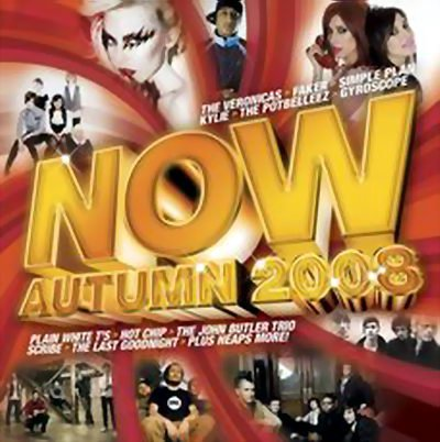 V.a. - Now Autumn 2008