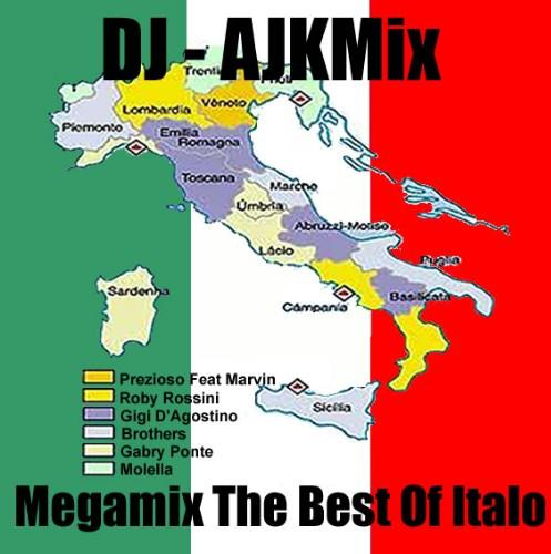VA - The Best Of Italo Megamix - Vol.01 (DJ-AJKMix)