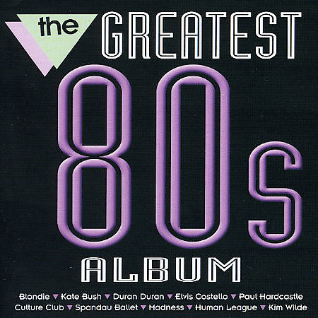 The greatest 80 39 s album at odimusic for Best 80s house music