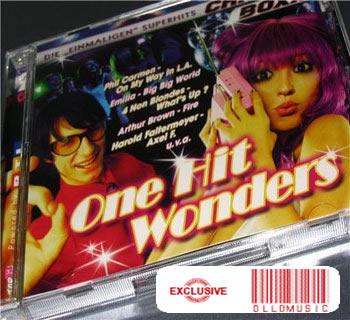 VA - Chart Boxx One Hit Wonders 2CD 2008