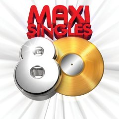 Gold Maxi Singles 80s - various artists (4 CD's)