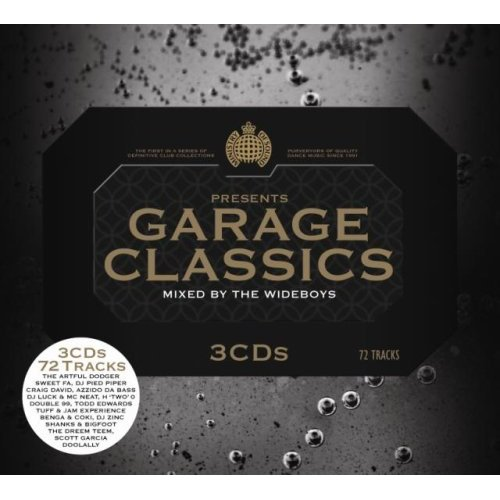 MOS Presents Garage Classics Mixed By The Wideboys-3CD-2008